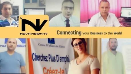 novavision creation site web tunisie gabes
