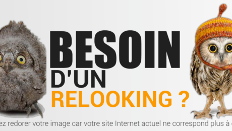 relooking site web tunisie