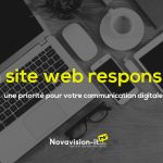 Un site web responsive - une priorité pour votre communication digitale