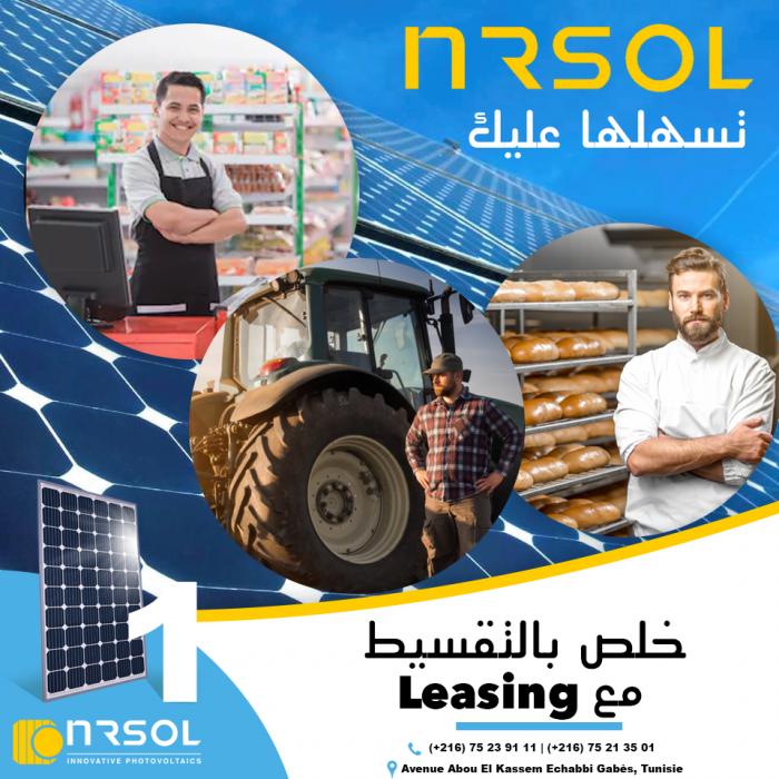 NRSOL SUD Énergie solaire photovoltaïque